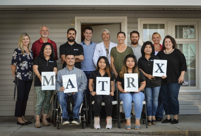 The MATRX Team